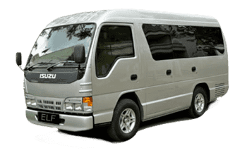 Bali-Wijaya-Trans-Rental-Isuzu-ELF-Short