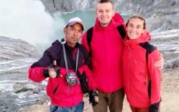 Paket Tour Wisata Banyuwangi - Kawah ijen