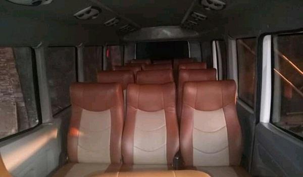 Travel dari Denpasar ke Situbondo interior