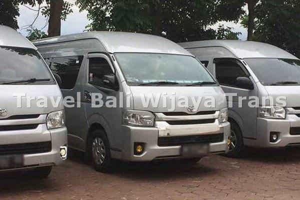 Travel Bali Wijaya Trans - Travel Solo Malang - Armada