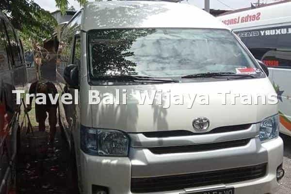 Travel Bali Wijaya Trans - Travel Solo Malang - Harga