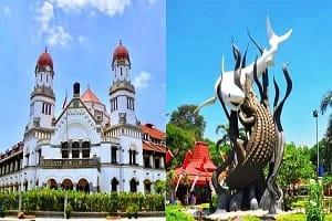 Travel Semarang Surabaya - Featured Icon